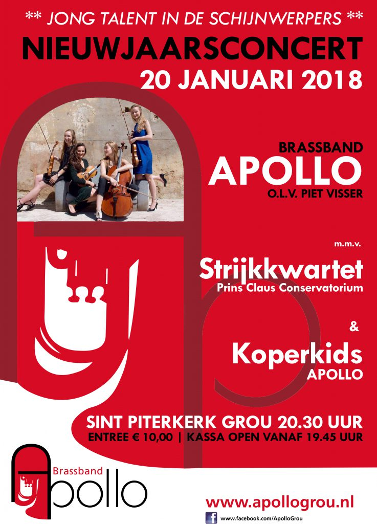Nieuwjaarsconcert @ Sint Piter Kerk | Grou | Friesland | Nederland
