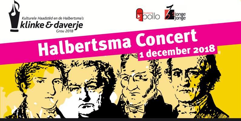 Halbertsma concert